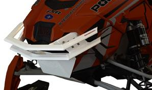 STRAIGHTLINE PERFORMANCE DOUBLE-BAR RUGGED SERIES FRONT BUMPERS