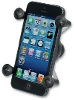 RAM MOUNTS UNIVERSAL X GRIP CELL PHONE HOLDER WITH ONE INCH BALL