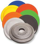 WOODYS ROUND DIGGER 5/16 INCH ALUMINUM SUPPORT PLATES