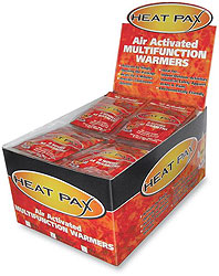 TECHNICHE HEAT PAX MINI HAND WARMERS