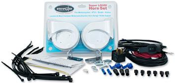 RIVCO PRODUCTS INC ELECTRIC HORN KIT
