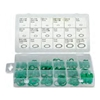 MOOSE RACING UNIVERSAL METRIC AND SAE 270 PIECE O RING ASSORTMENT