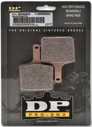 DP BRAKES SNX HH+ HIGH FRICTION HH+ SNOWMOBILE PADS
