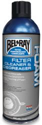 BEL-RAY FOAM FILTER CLEANER AND DEGREASER