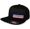 THROTTLE THREADS FLAT-BILL CAP