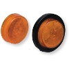 WESBAR ROUND MARKER AND CLEARANCE LIGHTS FOR TRAILERS