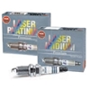 NGK LASER PLATINUM AND IRIDIUM SPARK PLUGS