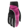 COMIN' IN HOT WOMENS LEATHER/MESH GLOVES
