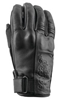 BLACK HEART WOMENS LEATHER GLOVES