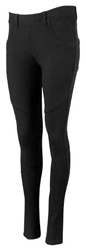 COMIN' IN HOT WOMENS YOGA MOTO PANTS