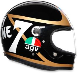 AGV X3000 LIMITED EDITION BARRY SHEENE HELMET