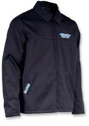 THROTTLE THREADS MENS DRAG SPECIALTIES SHOP JACKET