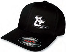 THROTTLE THREADS CURVED BILL HATS