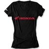 FACTORY EFFEX WOMENS HONDA V-NECK T-SHIRT