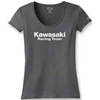 FACTORY EFFEX WOMENS KAWASAKI SCOOP NECK T-SHIRT