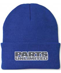 THROTTLE THREADS PARTS UNLIMITED BEANIES