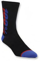 100 PERCENT MENS WOOL PERFORMANCE SOCKS