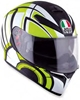 AGV K-3 SV MULTI COLOR HELMET