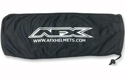AFX DRAWSTRING FACE SHIELD BAG