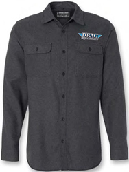THROTTLE THREADS MENS DRAG SPECIALTIES FLANNEL SHIRTS