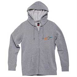 ALPINESTARS  STELLA WOMENS AGELESS GRADIENT ZIP HOODIE