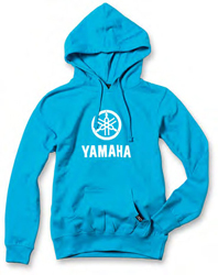 FACTORY EFFEX WOMENS YAMAHA STACKED HOODY
