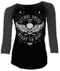 LETHAL THREAT WOMENS READY TO RIDE LONG SLEEVE SHIRT