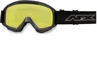 AFX COLD WEATHER DOUBLE LENS GOOGLES