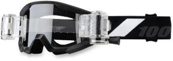 100 PERCENT STRATA JUNIOR GOGGLES WITH FILM SYSTEM