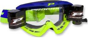 PROGRIP 3450 RIOT GOGGLES WITH ROLL-OFF SYSTEM