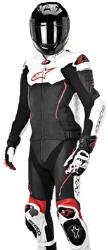 ALPINESTARS ATEM TWO-PIECE LEATHER SUIT