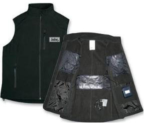 TECHNICHE IONGEAR BATTERY POWERED HEATED VESTS
