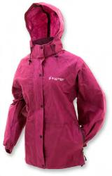 FROGG TOGGS WOMENS PRO ACTION RAIN JACKETS