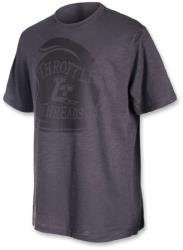 THROTTLE THREADS MENS HELMET T-SHIRT