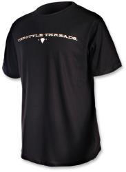 THROTTLE THREADS MENS DOT COM T-SHIRT