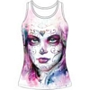LETHAL THREAT WOMENS LETHAL ANGEL PANTED SOUL RAZOR BACK TANK TOP