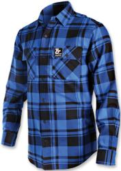 THROTTLE THREADS MENS FLANNEL SHIRTS