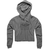 THOR WOMENS GOODS CROP HOODY