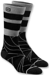 100 PERCENT MENS FRACTURE CASUAL SOCKS