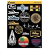 THOR HALLMAN DECAL SHEET