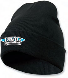 THROTTLE THREADS MENS DRAG SPECIALTIES STOCKING CAP