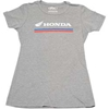 FACTORY EFFEX WOMENS HONDA STRIPES T-SHIRT