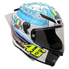 AGV PISTA GP R WINTER TEST 2017 HELMET