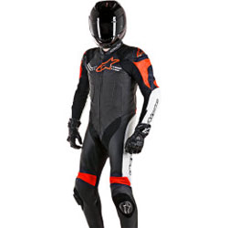 ALPINESTARS CHALLENGER ONE-PIECE LEATHER SUITS V2