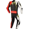 Black/White/Fluo Red/Fluo Yellow - Back View