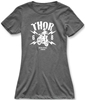 THOR WOMENS LIGHTNING SHORT-SLEEVE T-SHIRT