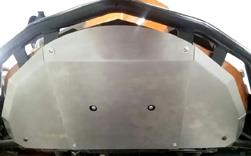RIVCO PRODUCTS INC. SKID PLATE AND BUMPER
