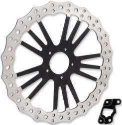 ARLEN NESS BIG BRAKE WAVE FRONT ROTOR KIT