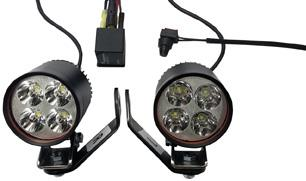 RIVCO LOWER COWL LED DRIVING LIGHTS