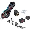 SHOW CHROME ACCESSORIES UNIVERSAL DRIVING LIGHT WIRING KIT